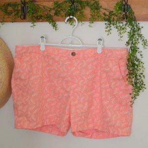 Old Navy Soft Cotton Shorts Slanted Pockets